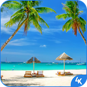 Beach Wallpaper 4k Apps Google Play