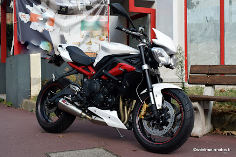 Street Triple R Saint Maur Motos