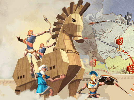 Trojan War: Rise of the legendary Sparta 2.1.5 screenshots 17
