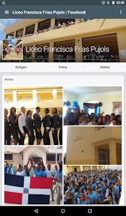 Liceo Prof. Francisca Frías P. - náhled