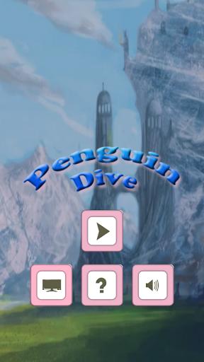 玩免費街機APP|下載企鹅悬崖潜水 app不用錢|硬是要APP
