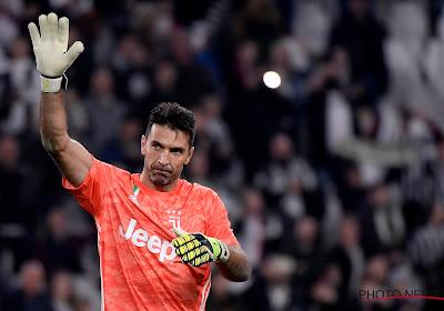 La fin d'une ère à Turin: Gianluigi Buffon quittera la Juve en fin de saison!