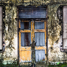 Abandon by Bernice Then - Novices Only Objects & Still Life ( old house, building, colourful, abandon house,  )