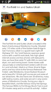 Fairfield Inn & Suites Ukiah- screenshot thumbnail