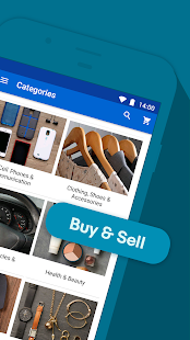 Holiday Shopping Deals: Buy, Sell & Save with eBay poster