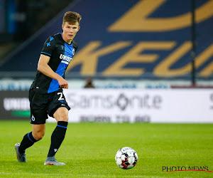 OFFICIEEL: Club Brugge huurt linksachter ook volgend seizoen