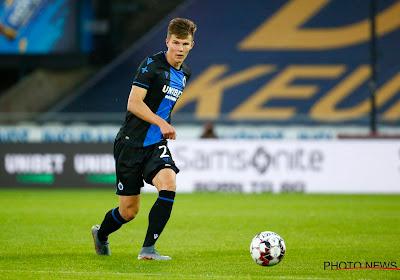 OFFICIEL: Une année supplémentaire pour ce joueur prêté à Bruges