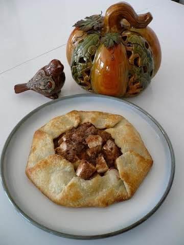 Apple Streusel Crostata