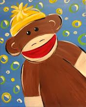 Photo: Sock Monkey