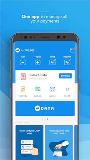 DANA - Indonesia's Digital Wallet screenshot 3
