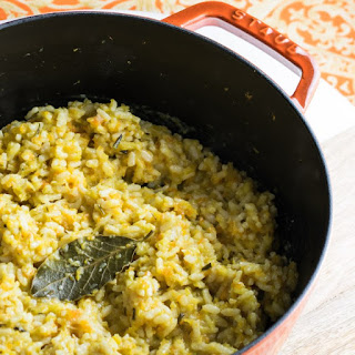 Baked Butternut Risotto Recipe