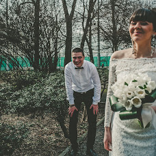 Wedding photographer Anastasiya Khramchikhina (ponochka). Photo of 03.04.2015