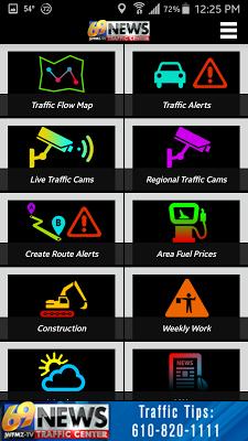 69News Traffic - screenshot