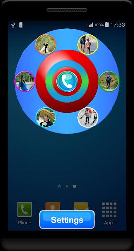 Fast Call Widget