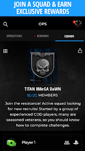 Call of Duty Companion App 4