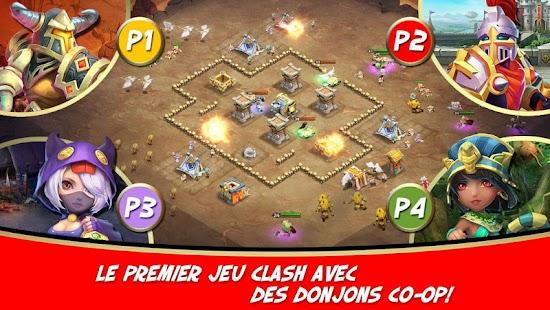 Clash de Châteaux:Castle Clash - screenshot thumbnail