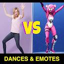 Battle Royale Dances and Emotes.