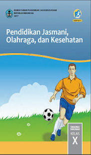 Buku Penjas Kelas 10 Kurikulum 2013 - náhled