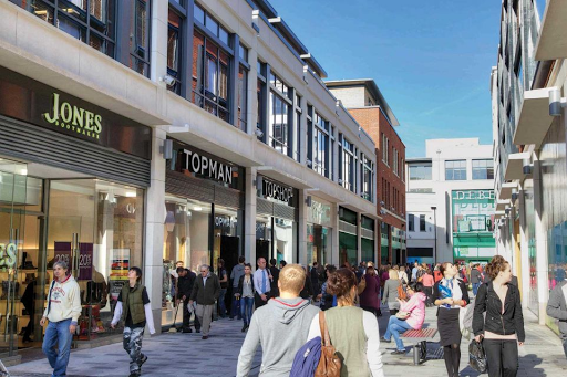 Places to shop in Newbury