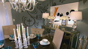 Eclectic Upscale Dining Room thumbnail