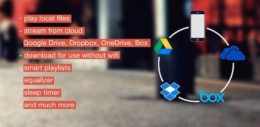 Cloudbeats [Pro Unlocked] - Offline & Cloud Music Player