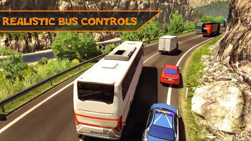 Airport Bus Simulator Heavy Driving City 3D Game 1.4 screenshots 2