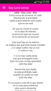 Download Soy Luna lyrics APK latest version 2.0 for android devices