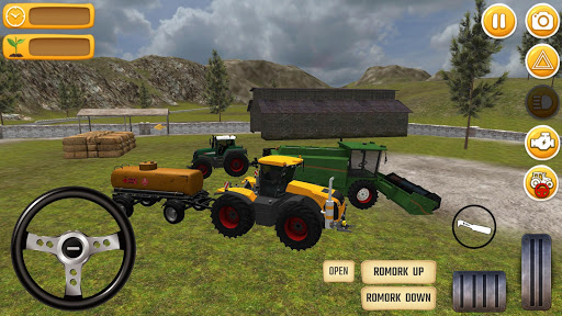 Tractor Farm Simulator Game 1.5 screenshots 1