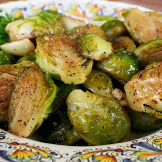 Roasted Squash And Brussel Sprouts Recipes.