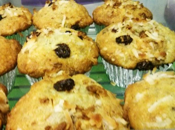 Banana Crunch Muffins - Ina Garten Recipe
