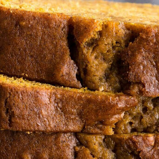 Pumpkin Bread Recipes.
