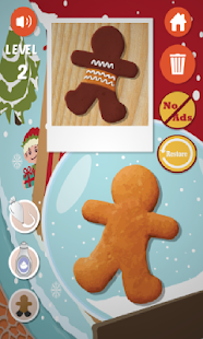 Cooking Christmas Gingerbread - náhled