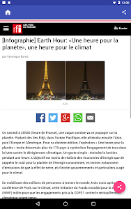 News In French screenshot 9