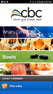 Charlestown Bowling Club- screenshot thumbnail