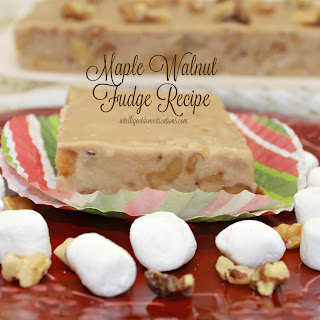 Maple Fudge With Marshmallow Recipes