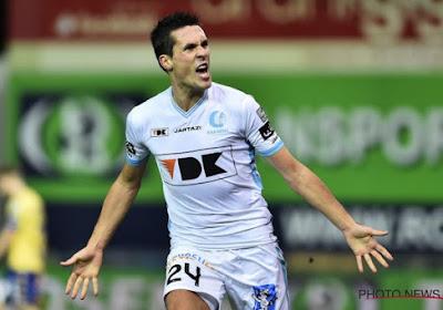 AA Gent gaat met veel moeite voorbij Waasland-Beveren en ontsnapt aan play-off 2