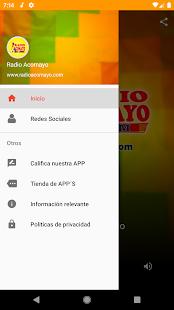 Download Radio Acomayo For PC Windows and Mac apk screenshot 3
