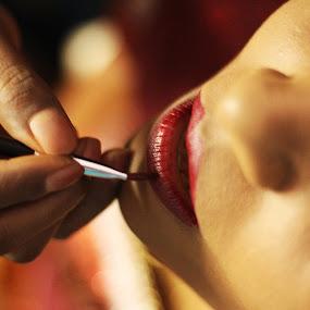 by Dhruv Ashra - Wedding Getting Ready