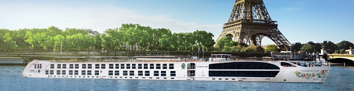ss-joie-de-vivre-in-paris.jpg - Uniworld's S.S. Joie de Vivre as it might look against the Eiffel Tower in Paris.