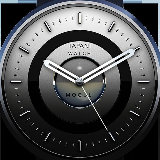 MOGUL weather wear watch face