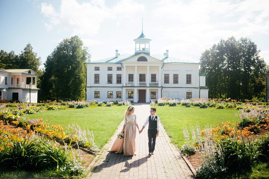 婚禮攝影師Vasiliy Klimov(klimovphoto)。16.03.2018的照片