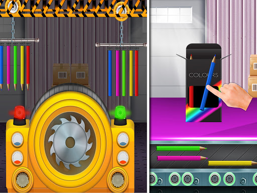 Color Pencil Maker Factory: Craft Colorful Pen  screenshots 13