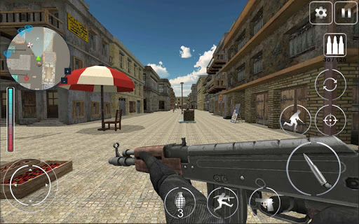 Call Of Modern Warfare : Secret Agent FPS 1.0.8 screenshots 5