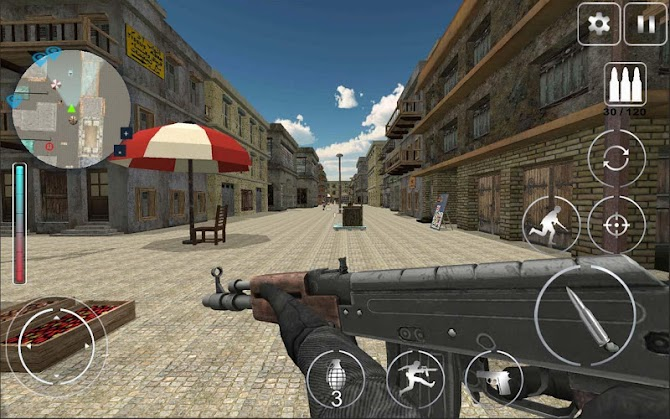 Call Of Modern Warfare : Secret Agent FPS Android 5