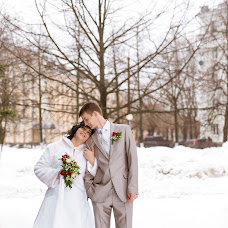 Wedding photographer Marina Bazhanova (id24448806). Photo of 25.02.2017