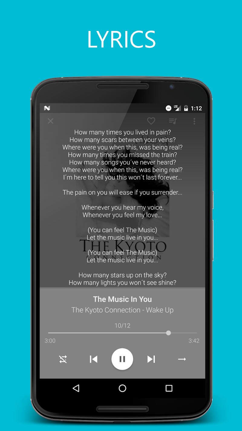 Pixel+ - Music Player Screenshot 6