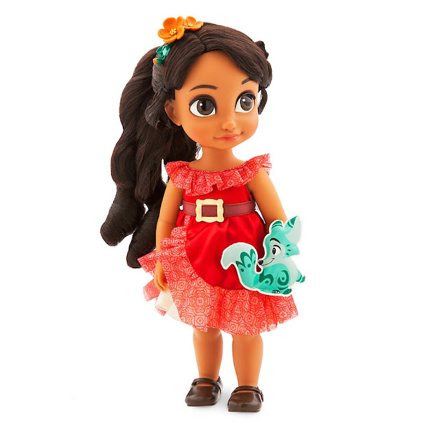 Búp bê Disney Elena of Avalor Animator