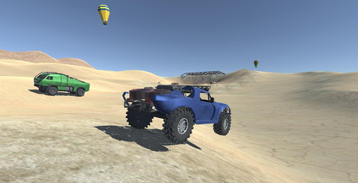 Off-Road Desert Edition 4x4 3.3 Mod screenshots 1