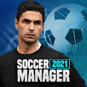Soccer Manager 2021 - Free Football Manager Games icon