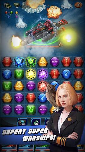 Battleship & Puzzles: Warship Empire 1.8.9 screenshots 2
